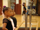 Southwest Arts Center Ballet Class
